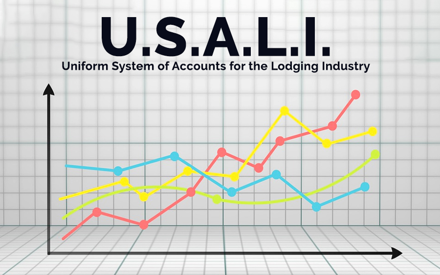 USALI uniform system of accounts for the lodging industries