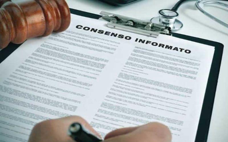 La responsabilita' medica. Il grande scoglio del consenso informato