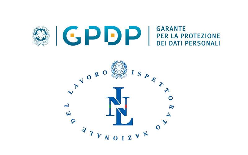 Garante privacy e Ispettorato nazionale del lavoro: firmato protocollo d'intesa.