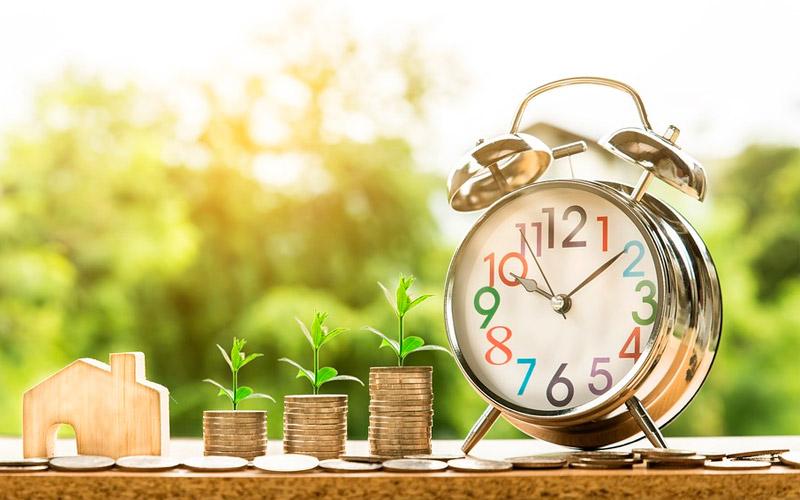 Il tempo necessario per esdebitarsi